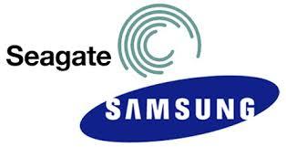 hard disk seagate samsung